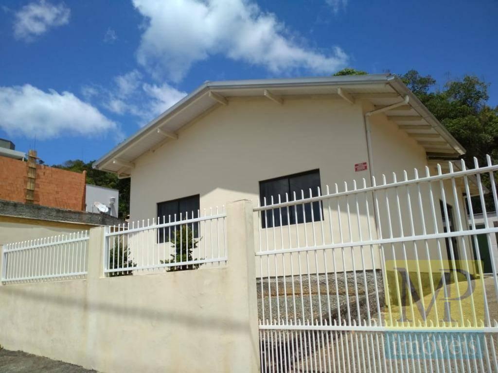 Casa com 2 dormitórios para alugar, 100 m² por R$ 1.100/mês