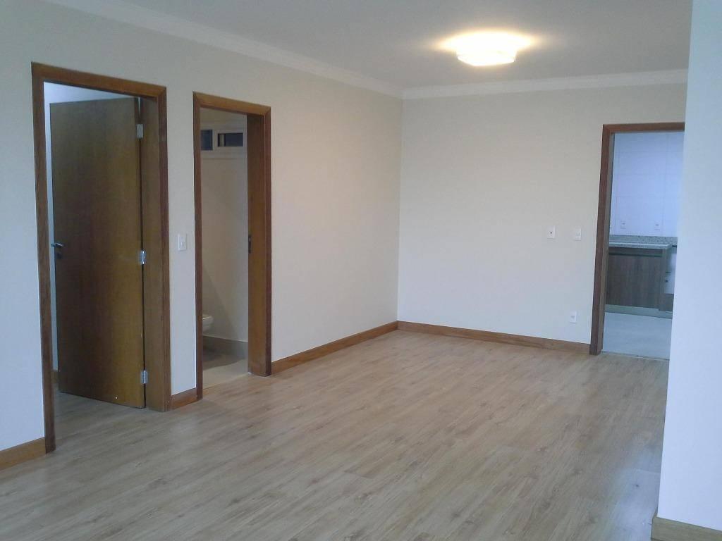 Apartamento residencial à venda 123 m² c/ 3 suítes! Vila Assunção, Santo André.