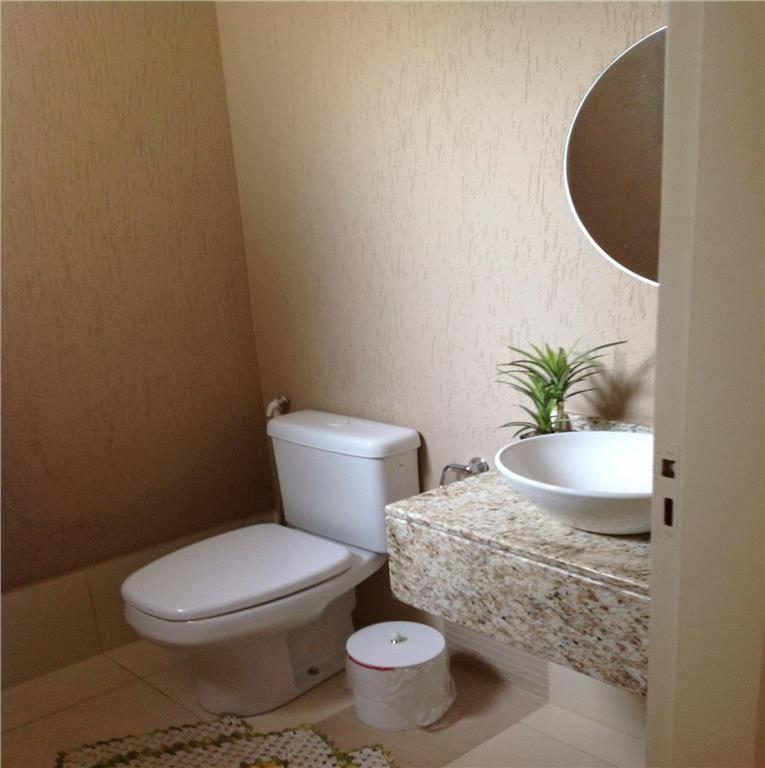 Casa 3 Dorm, Condomínio Campos do Conde, Paulinia (CA1596) - Foto 9