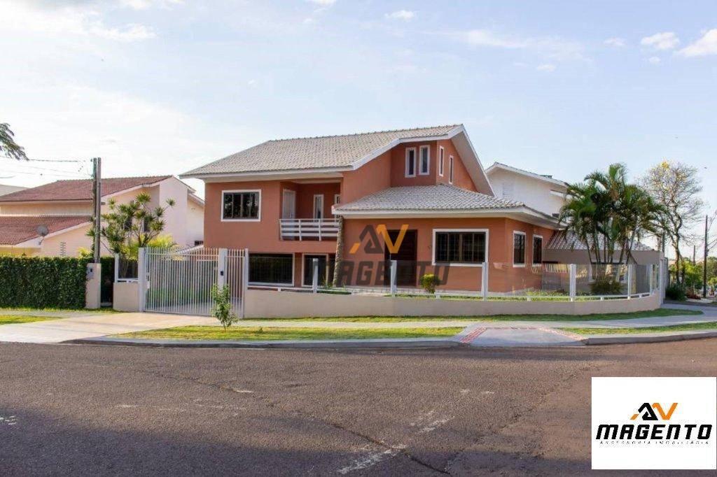 Sobrado com 5 dormitórios à venda, 299 m² por R$ 1.200.000 - Recanto Tropical - Cascavel/PR