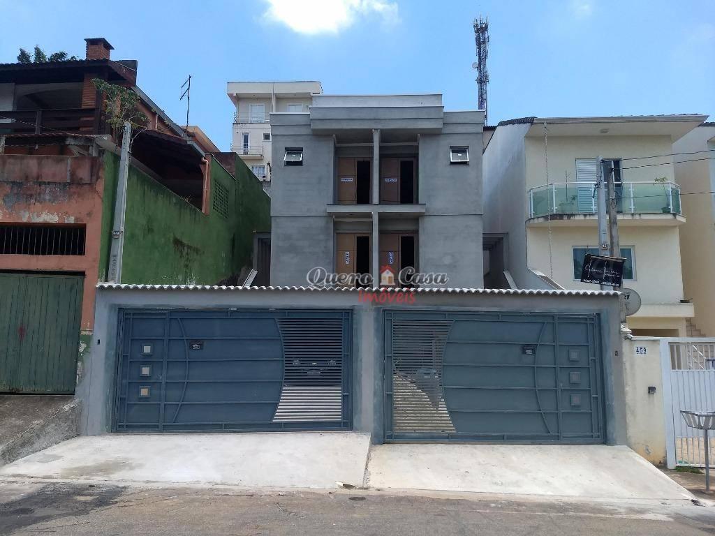 Sobrado com 3 dormitórios à venda, 118.27 m² por R$ 470.000
