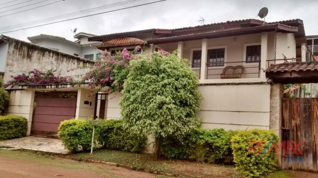 Casa residencial para locação, Jardim Shangri-Lá, Atibaia - CA4890.