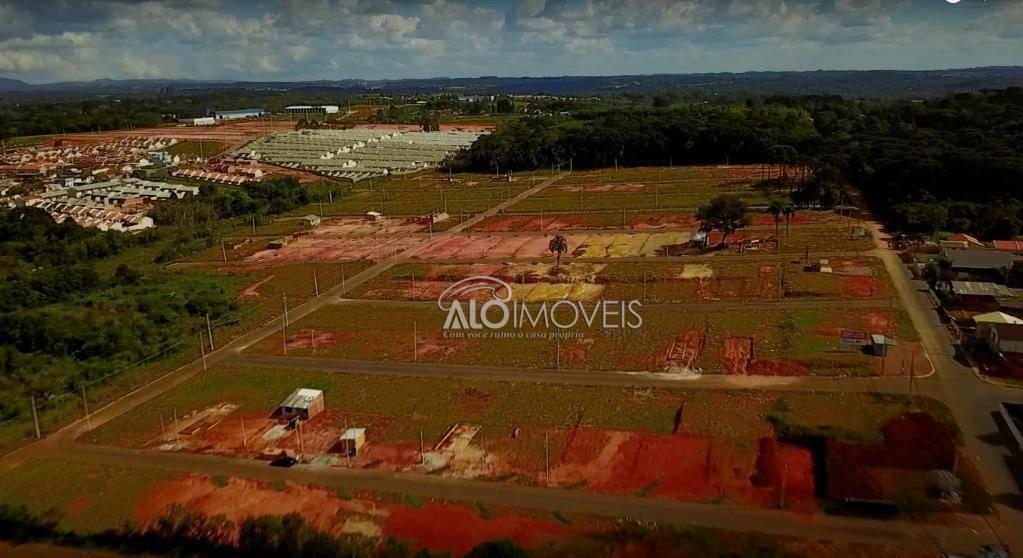 Terreno à venda, 126 m² por R$ 70.000,00 - Estados - Fazenda Rio Grande/PR