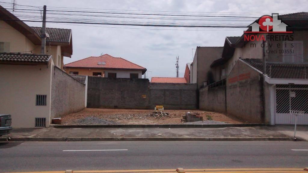 Terreno à venda em Residencial Bosque Dos Ipês, São José Dos Campos - SP