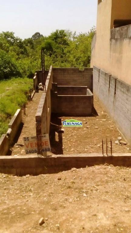 Terreno Pronto para Construir , planta aprovada e alicerce pronto ......