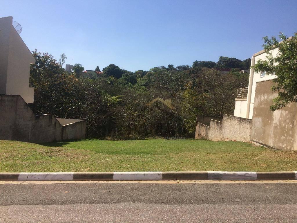 Terreno residencial à venda, Condomínio Recanto dos Paturis, Vinhedo.