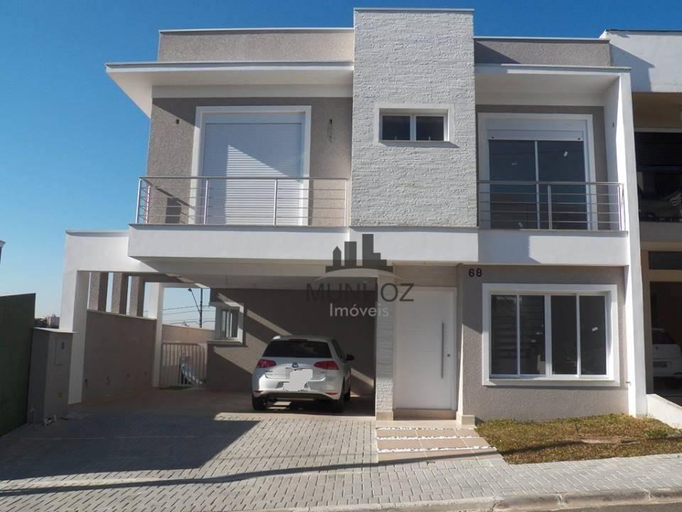 Casa Residencial à venda, Cidade Industrial, Curitiba - CA02