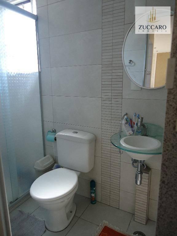 Apartamento de 2 dormitórios à venda em Jardim Santo Expedito, Guarulhos - SP