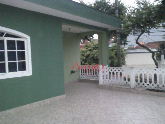Sobrado residencial à venda, Jardim Ana Maria, Santo André.