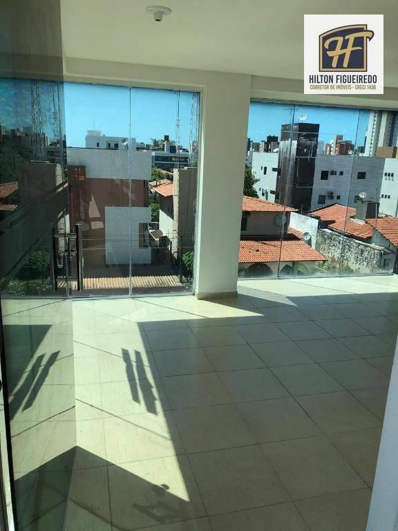 Alugo sala comercial no Bessa, próximo à praça do cajú R$ 900
