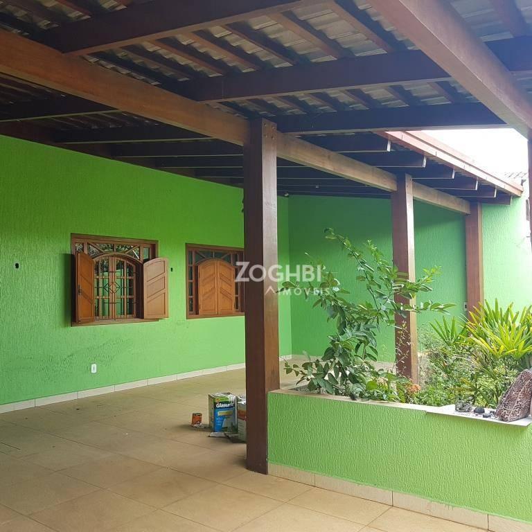 Casa residencial à venda, Flodoaldo Pontes Pinto, Porto Velho - CA1151.