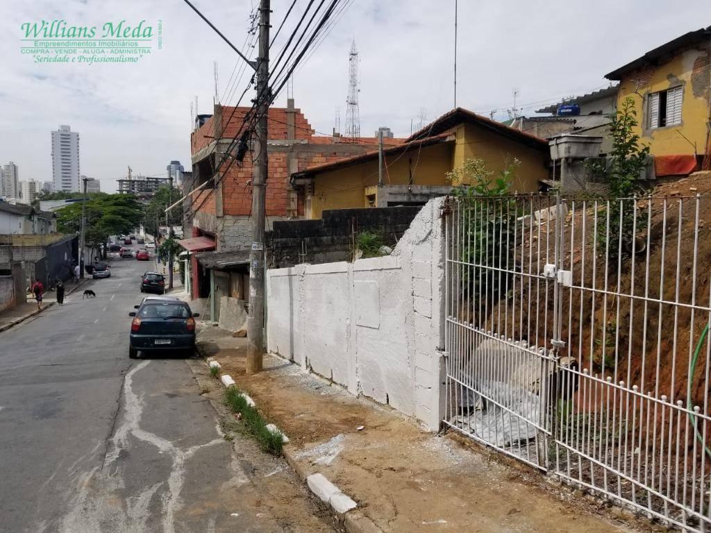 Terreno à venda, 310 m² por R$ 560.000,00 - Gopoúva - Guarulhos/SP