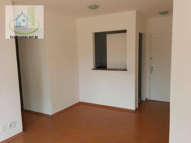 Apartamento de 2 dormitórios à venda em Vila Parque Jabaquara, São Paulo - SP