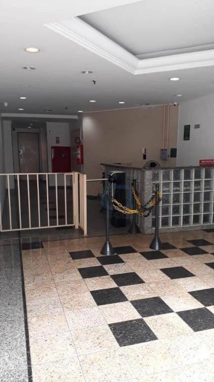 Ótima Sala à venda, 40 m² por R$ 100.000 ou Locação por  R$ 500,00 mensais - Centro - Campinas/SP