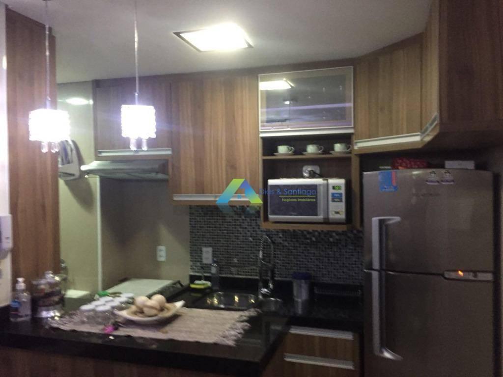 Lindo apartamento todo reformado com ótima localização em Diadema e lazer completo.