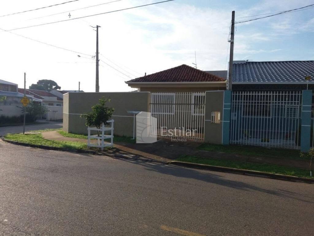 Casa 02 quartos, Campo Largo da Roseira, São José dos Pinhai