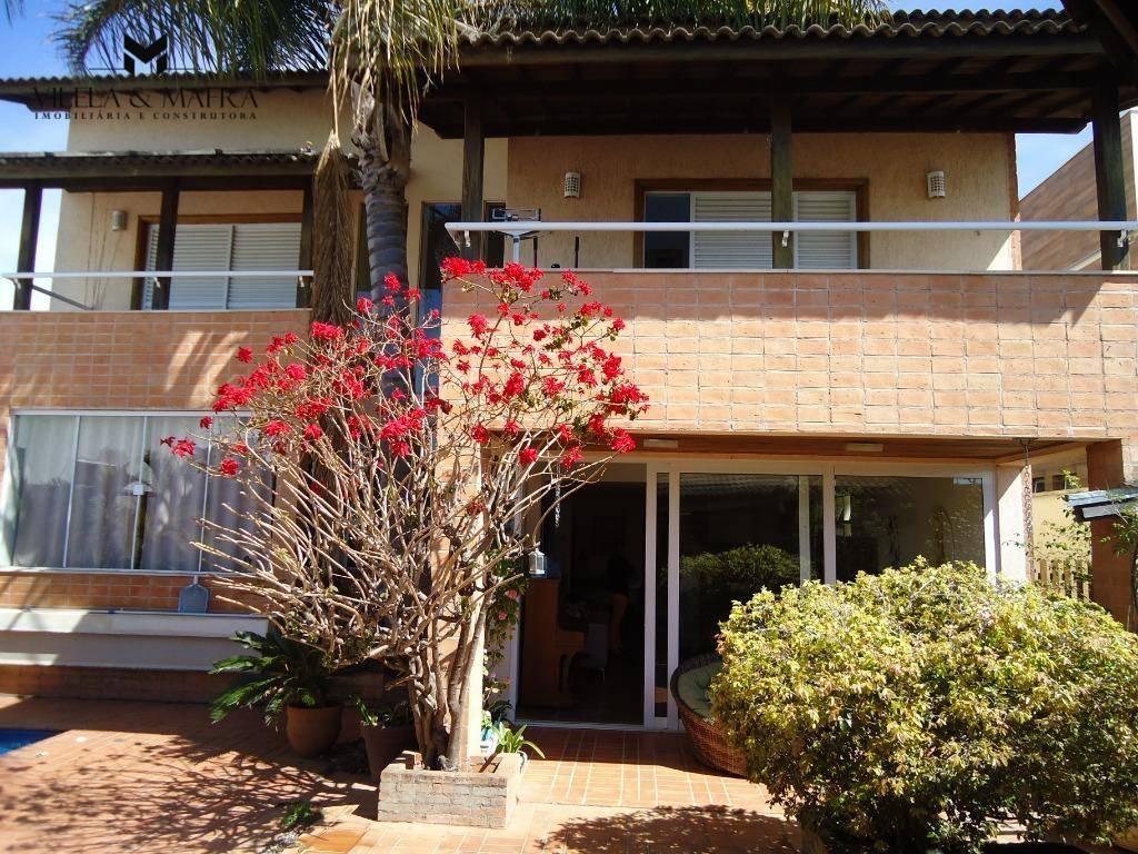 Casa residencial à venda, Jardim Europa, Poços de Caldas.
