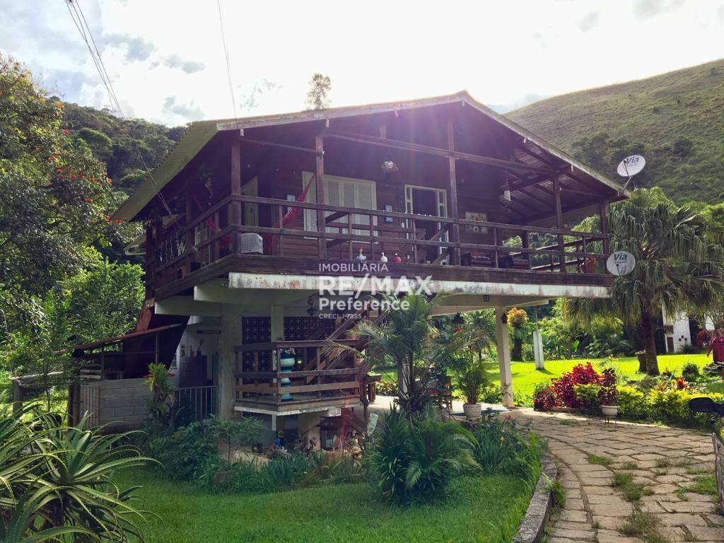 Fazenda / Sítio à venda em Jardim Salaco, Teresópolis - Foto 1