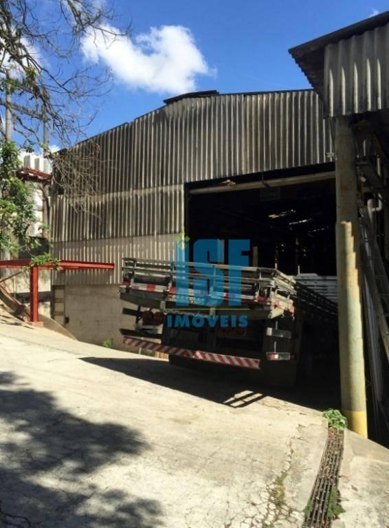 Galpão para alugar, 800 m² por R$ 12.000,00/mês - Jardim Colibri - Cotia/SP