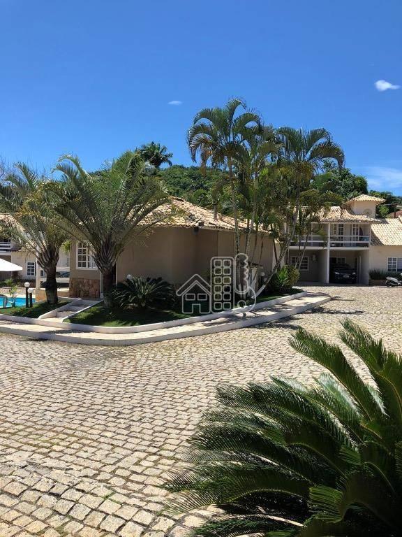 Casa com 2 dormitórios à venda, 130 m² por R$ 650.000,00 - Geribá - Armação dos Búzios/RJ
