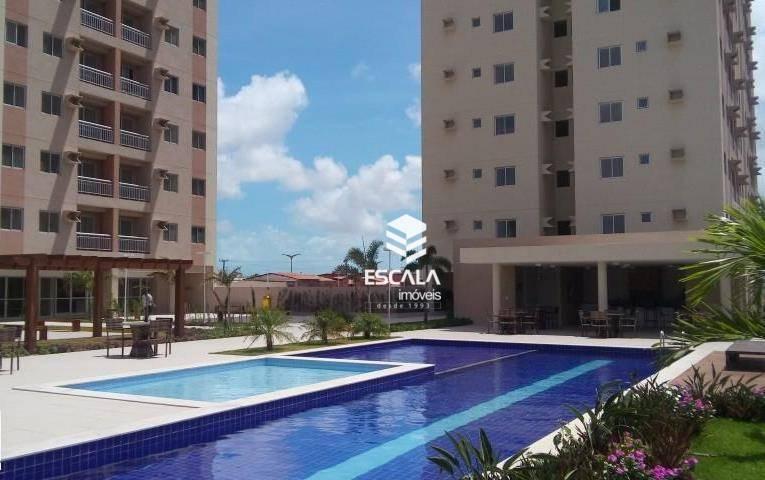 Apartamento com 3 quartos à venda, 57 m² , área de lazer, novo, financia - Passaré - Fortaleza/CE