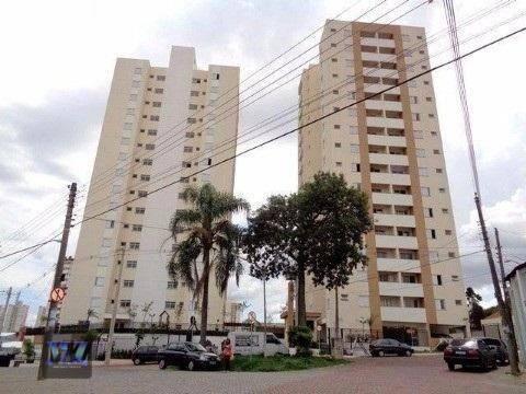 Apartamento residencial à venda, Jardim São Judas Tadeu, Gua