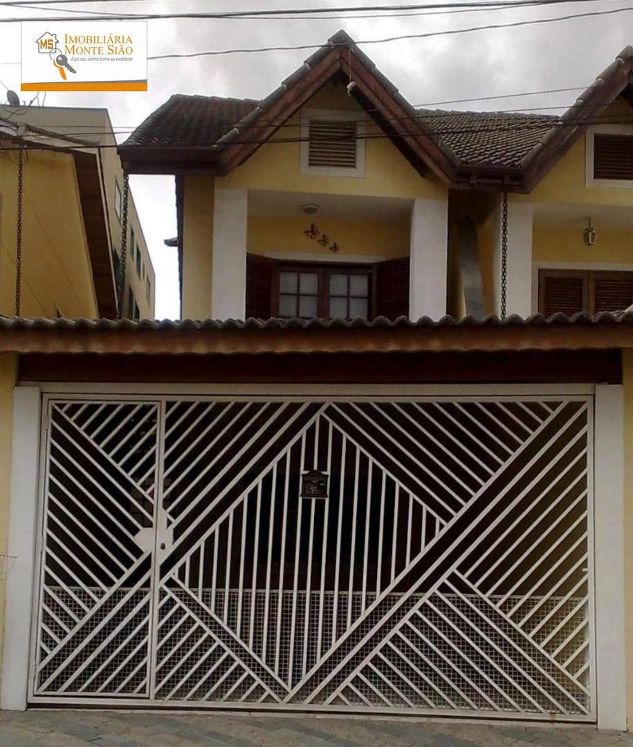 Sobrado com 4 dormitórios à venda, 244 m² por R$ 730.000,00 - Vila Aliança - Guarulhos/SP