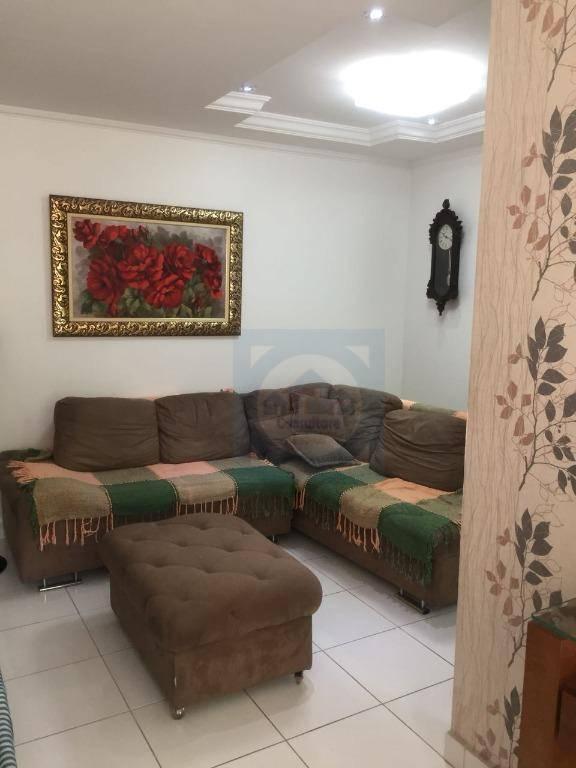 Casa residencial à venda, Vila Voturua, São Vicente - CA0531.