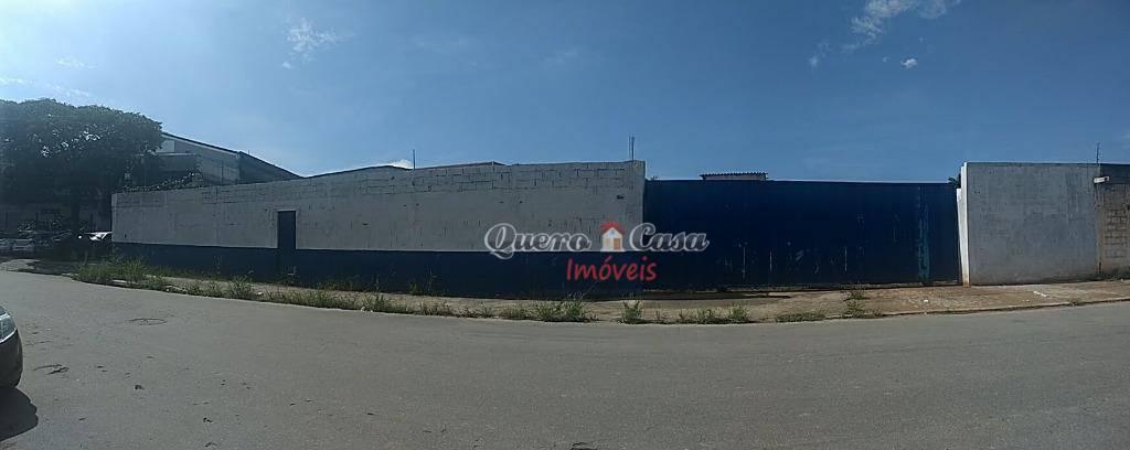 Terreno à venda, 1707 m² por R$ 1.700.000 - Cidade Parque Br