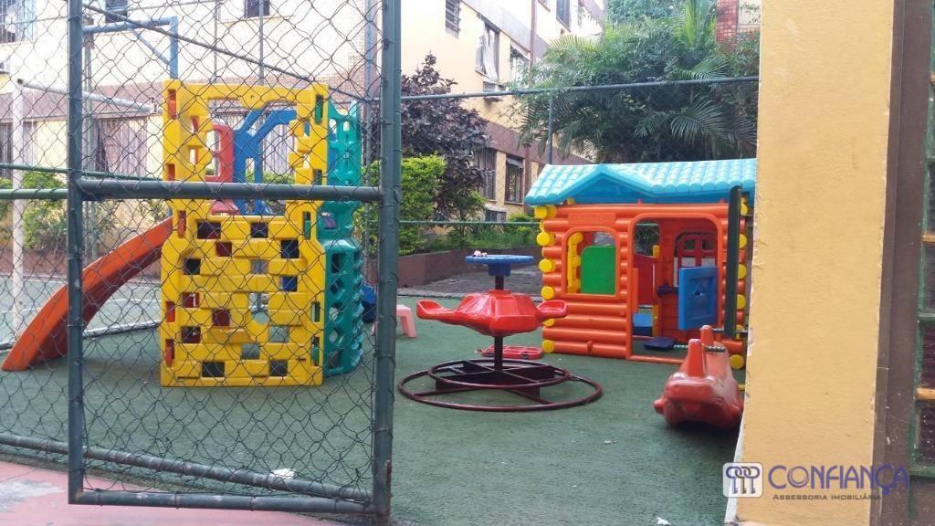 Apartamento com 2 dormitórios para alugar - Bangu - Rio de Janeiro/RJ