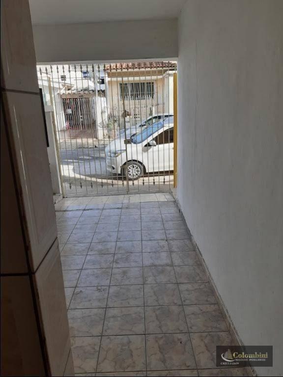 Casa com 1 dormitório para alugar, 52 m² - Mauá - São Caetano do Sul/SP
