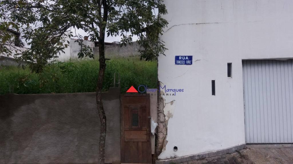 Terreno à venda, 380 m² por R$ 372.000 - City Bussocaba - Osasco/SP