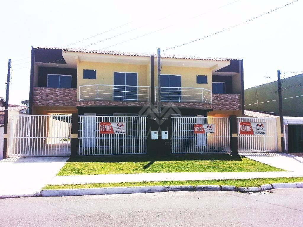 Sobrado residencial para locação, Cruzeiro, São José dos Pin