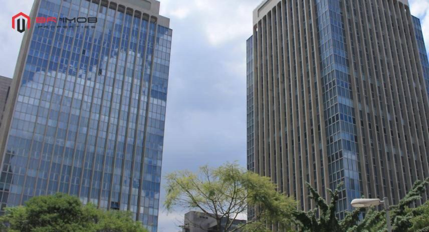 Sala para alugar, 182 m² por R$ 12.740/mês - Pinheiros - São Paulo/SP