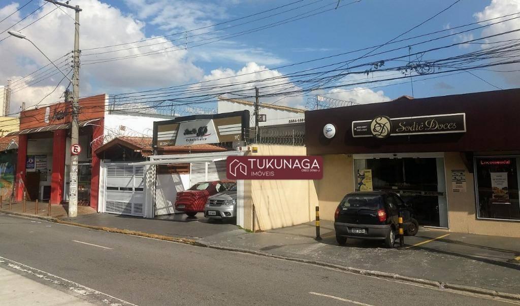 Sobrado para alugar, 270 m² por R$ 4.800,00/mês - Vila Galvão - Guarulhos/SP