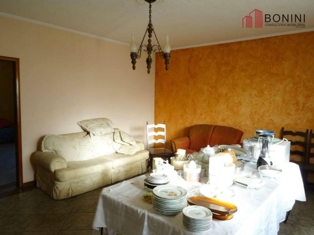 Casa 3 Dorm, Vila Santa Catarina, Americana (CA0163)