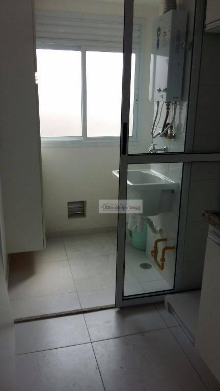 Apartamento de 2 dormitórios à venda em Alto Do Ipiranga, São Paulo - SP