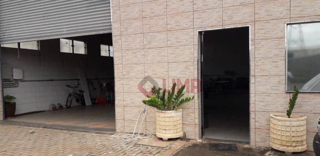 Barracão à venda, 400 m² por R$ 1.100.000 - Distrito Industrial III - Bauru/SP