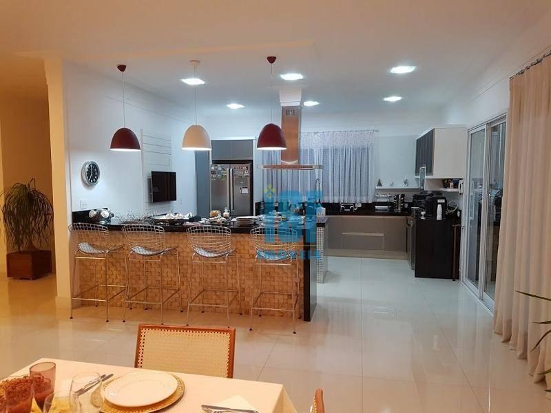 Sobrado com 4 dormitórios à venda, 660 m² por R$ 2.350.000 Alameda Guaxins, 700 - Residencial Dez (Alphaville) - Santana de Parnaíba/SP