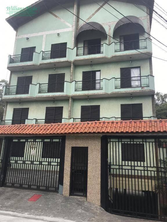 Apartamento  residencial à venda, Vila Sirena, Guarulhos.