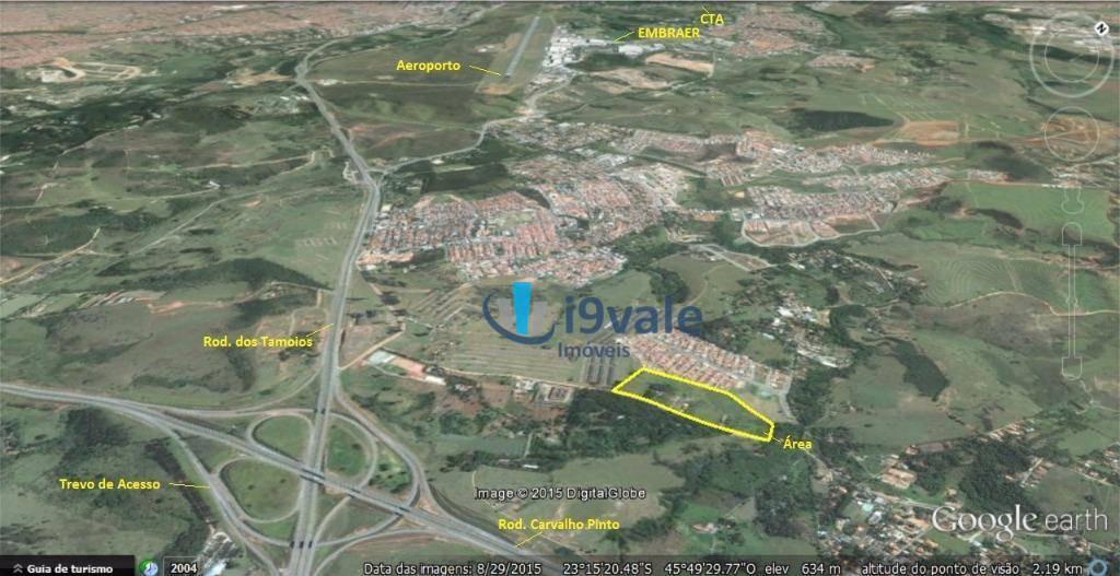 Área à venda em Putim, São José Dos Campos - SP