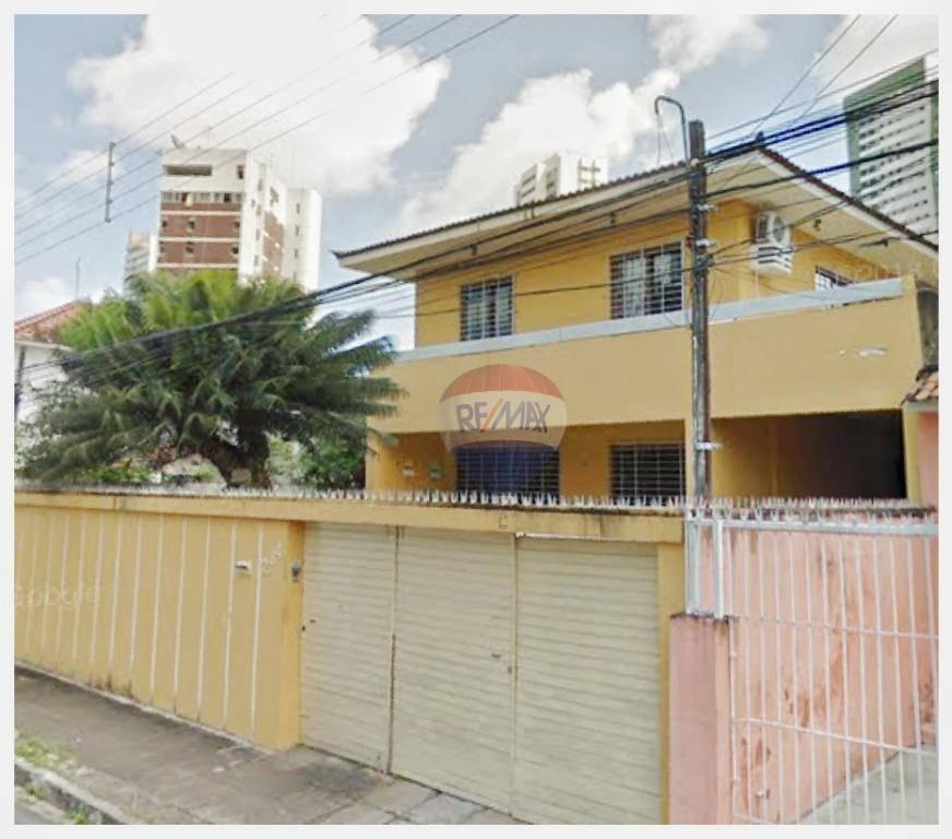 Alugamos Casa 380m2 Madalena Ponto Comercial