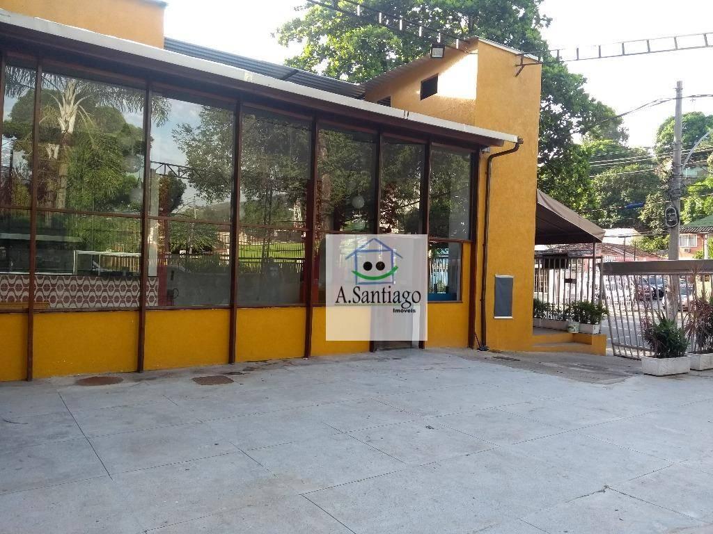 Lojão equipado para  restaurante excelente localização.