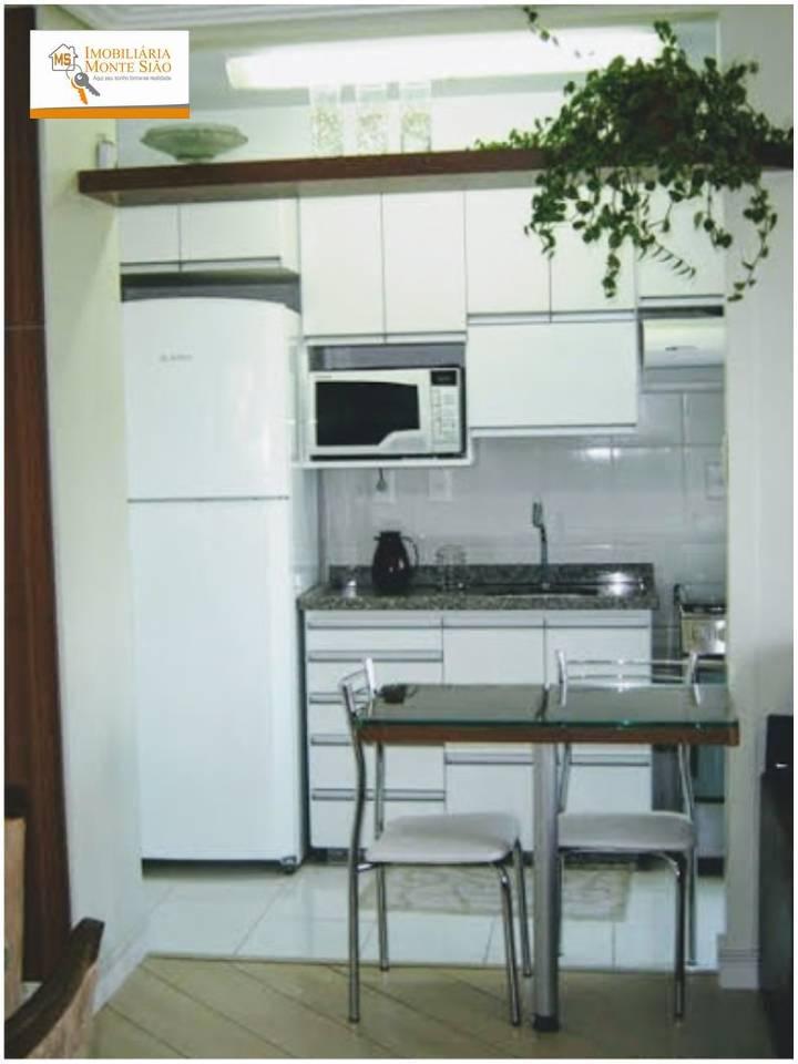 Apartamento com 2 dormitórios à venda, 50 m² - Portal dos Gramados - Guarulhos/SP
