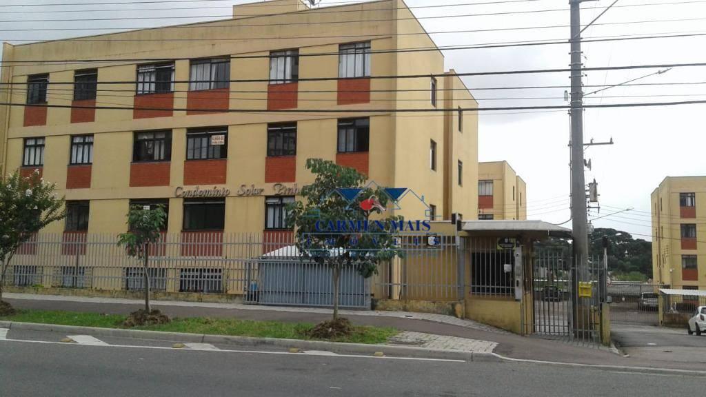 Centro apartamento 45m², na frente do supermercado Condor