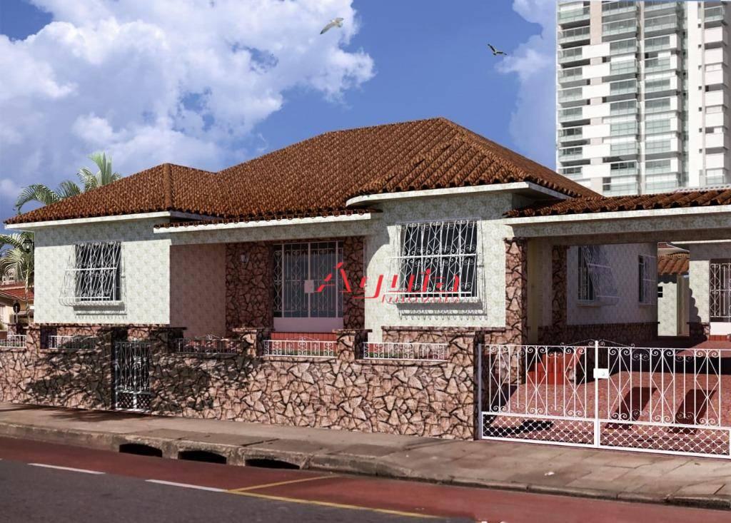 Casa à venda, 250 m² por R$ 2.999.999,99 - Santa Paula - São Caetano do Sul/SP