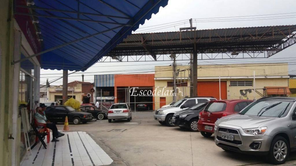 Ponto comercial para locação, Limão, São Paulo.