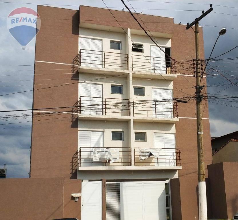 Apartamento com 2 dormitórios à venda, 66 m² por R$ 220.000,00 - Jardim Imperial - Atibaia/SP