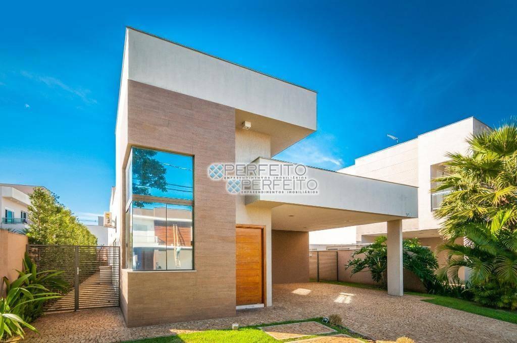 Casa com 3 dormitórios à venda, 300 m² por R$ 840.000 - Vivendas Do Arvoredo - Londrina/PR