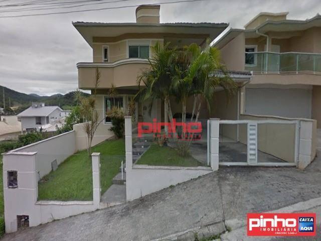 Casa com 3 dormitórios à venda, 301 m² por R$ 602.718,02 - Pedra Branca - Palhoça/SC